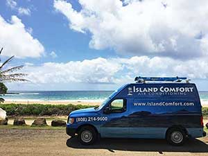 island-comfort-air-conditioning-installation