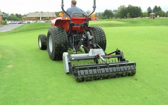 Improve Your Greens with Golf Course Seeding Equipment