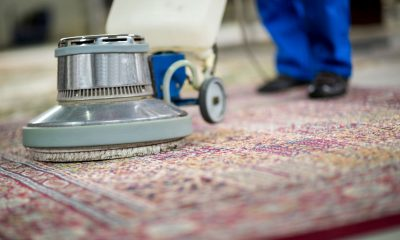 Henderson Restores Your Carpeting