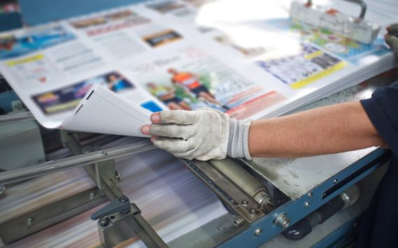 How Grand-Format Printing Can Draw Attention To Your Norman, OK, Business