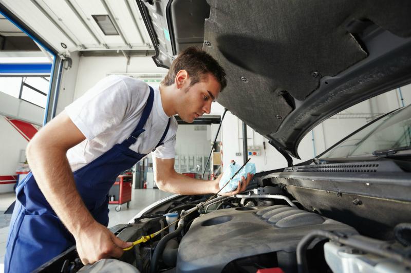 Making Your Next Oil Change In Ashland VA Easy