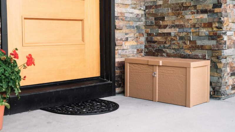 Stop Porch Pirates From Stealing Your Valuable Packages With Porch Boxes