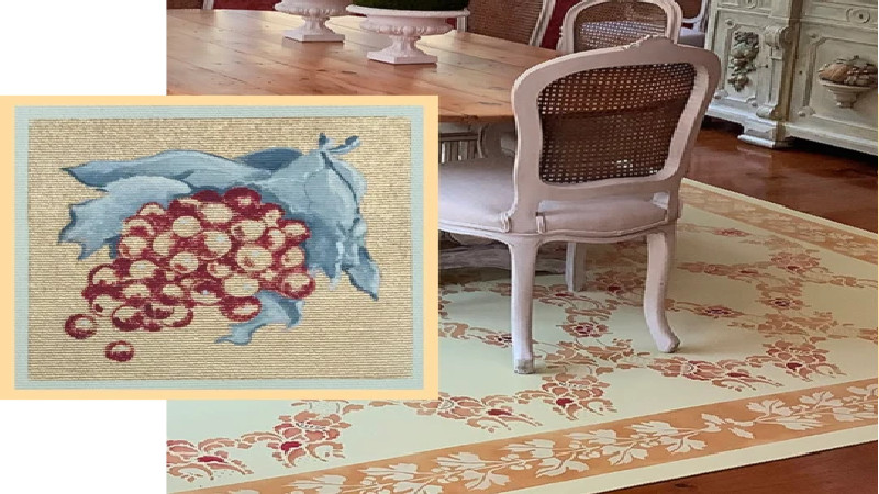 The Advantages of Investing in Custom Floorcloths for Your House